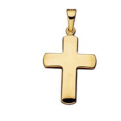 Scrouples kors anheng i 8 karat
