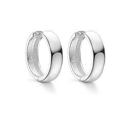 20 mm Støvring Design creol i sølv